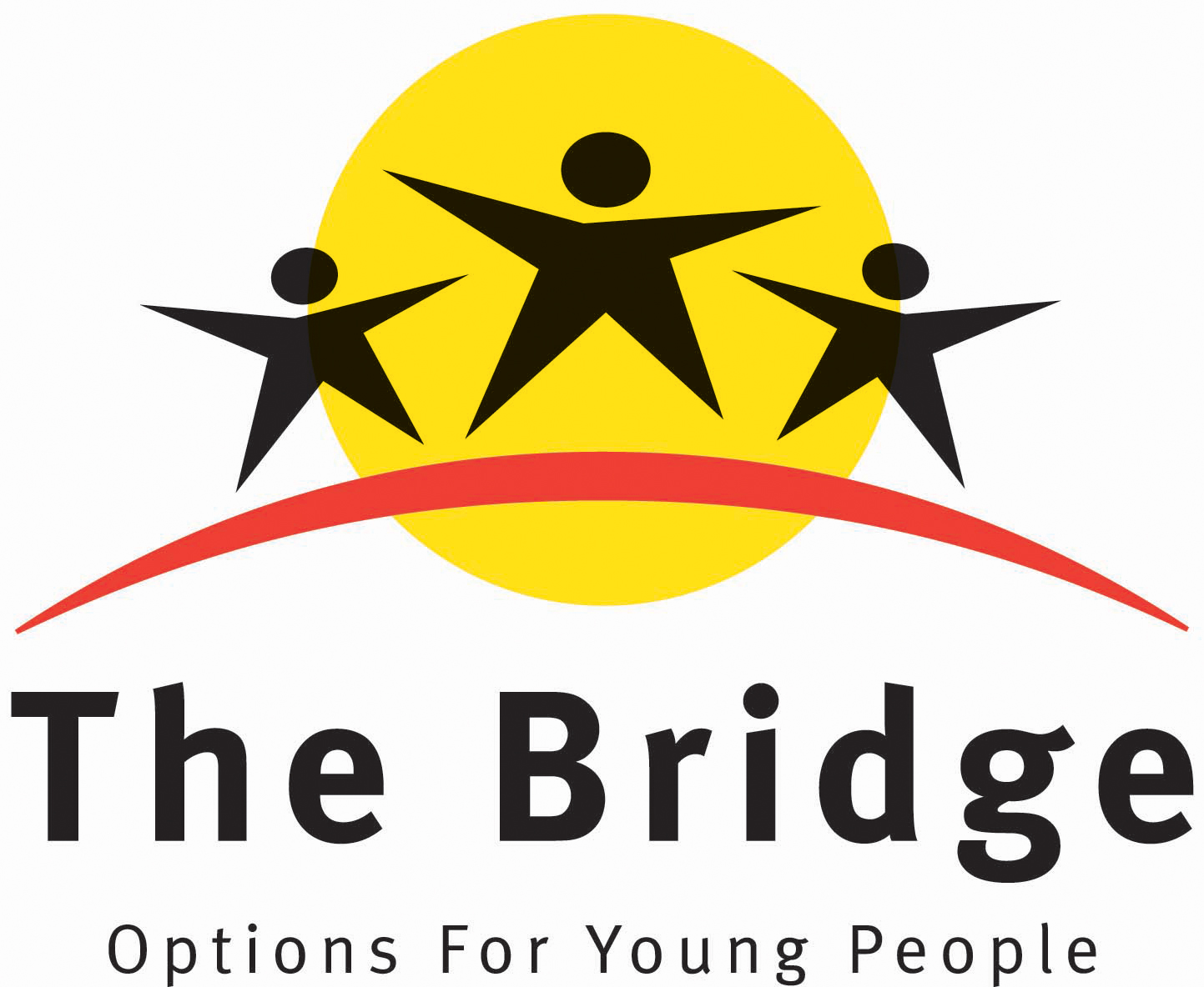 The Bridge Logo (PMS)