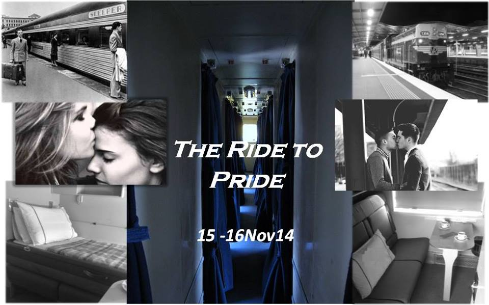 Ride to pride